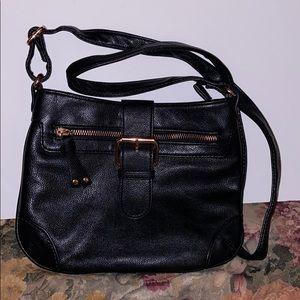 Aldo small black crossbody / shoulder bag